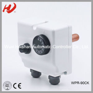 Double Sensor Immersion Thermostat, Manual Reset Wpr-90ck pictures & photos