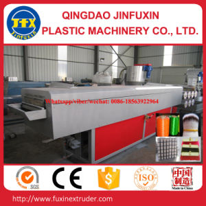 Plastic Polyester Zipper Monofilament Making Machine pictures & photos