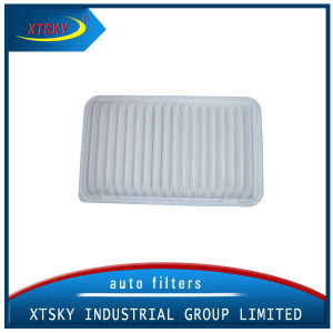 High Quality Auto Air Filter Manufacturer (17801-28030) pictures & photos