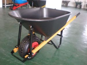 Heavy Duty Constraction Single Wheel Wheel Barrow pictures & photos
