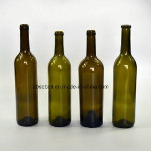 Bordeaux, Burgundy 187ml, 375ml Bvs Top Glass Wine Bottles pictures & photos