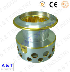Custom Precision CNC Plasma Cutting Machine Parts CNC Machined Part pictures & photos
