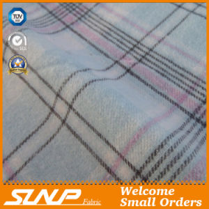 Twill Cotton Flannel Shirting Fabric