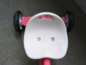 Christmas Gift Children Ride on Toys Metal Tricycle Kids Tricycle pictures & photos