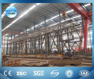 Hot-DIP Galvanized Building Steel Truss pictures & photos