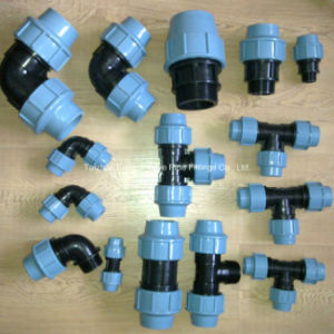 PP Compression Fittings Italy Designed pictures & photos