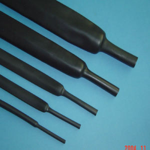 High-Temperature, Solvent-Resistant Viton Heat Shrink Tubing