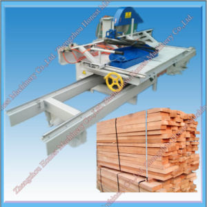 Automatic High Quality Sliding Table Saw Machine Made in China pictures & photos