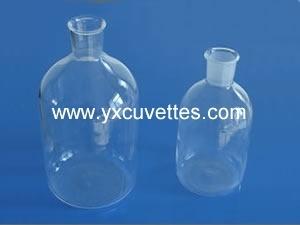 Quartz Reagent Bottles
