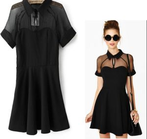 OEM Womens Clothing 2015 Plu Size Fashion Women Dresses pictures & photos