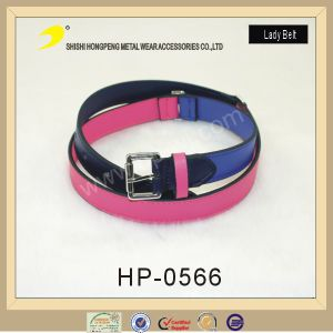 Fashion PU Belt for Lady (HP-0566-1)