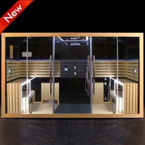 China Unique Luxury Multi Function Steam Sauna Shower Room