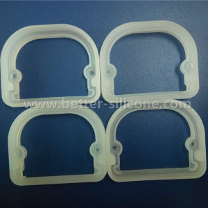 Medical Manual Resuscitator Silicone Rubber Gasket pictures & photos