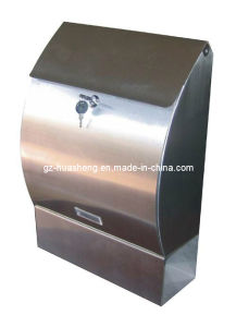 Mailbox with Stainless Steel (HS-MB-017) pictures & photos