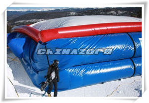Inflatable Big Air Bag for Skiing Outdoor Sport Game