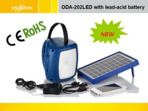 Solar Lamp with Lithium Battery pictures & photos