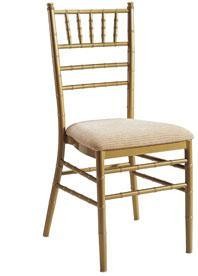 Stackable Hotel Banquet Chiavari Chair - Wedding Furniture (S610)