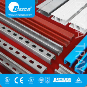 Hot Dipped Galvanized Strut Channel