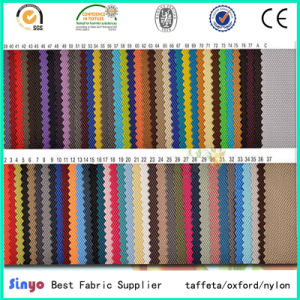 Anti UV Manufacturer PU/PVC Coated Oxford Soft 500d Polyester Fabric for Patio Cover pictures & photos