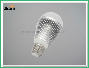 2.4G RF 9W RGBW LED Light Bulb with 4-Zone Touch Remote Control pictures & photos