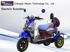 Disc Rear Brake Electric Tricycle/Motorcycle/Electric Scooter pictures & photos