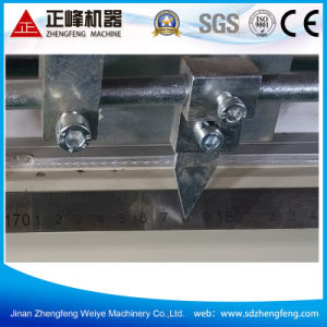 Automatic Double Head Cutting Saw for Aluminum Window Door Production pictures & photos