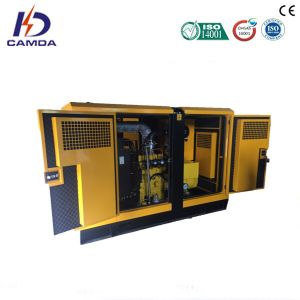 Hot Sale 30kw Silent Type CHP Gas Generator for Power Plant pictures & photos