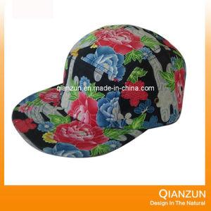 2016 Fashion Cotton Floral 5 panel Leisure Hat pictures & photos