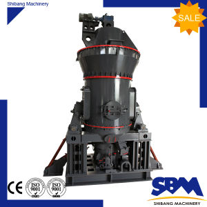 Sbm Large Capacity Mica Grinding Machine Price for Sale pictures & photos