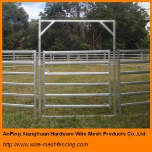 Oval Rails Cattle Panels Livestock Yard Horse Panels Australia Standard pictures & photos
