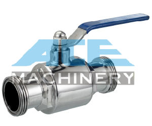 Stainless Steel Male Threading Sanitary Ball Valve (ACE-QF-2M) pictures & photos