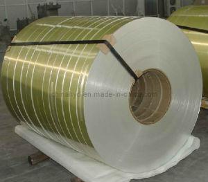 Color Coating Aluminum with PE/PVDF