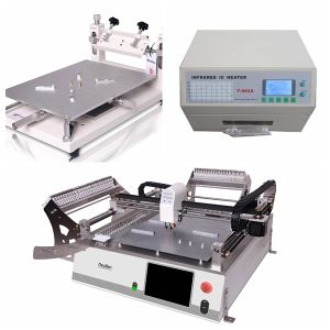 Visual SMT Machine Neoden3V Pick and Place Machine Desktop Type pictures & photos