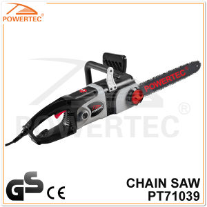 Powertec CE GS EMC 2200W Electric Chain Saw with LED Light (PT71039) pictures & photos