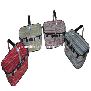 Folding Basket for Shopping (XY-309B) pictures & photos