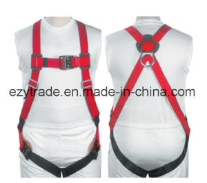 Ce Standard High Quality Full Body Safety Harness pictures & photos