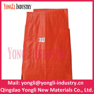 Wholesaler Orange Costom Industry HDPE Tarpaulin pictures & photos