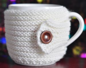 China Knitted Cup Cozy Knit Mug Cozy Coffee Cozy Sleeve - China Mug Cozy, Kni...