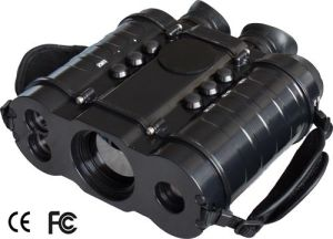 Handheld Binocular Thermal Imaging Camera with GPS Lrf pictures & photos