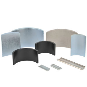 Different Size Arc Neodymium Magnets pictures & photos