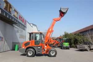 Tl1500 Telescopic Handler Loader pictures & photos