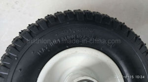 Road Marking Machine Pneumatic Tire 4.80/4.00-8 9X3.50-4 pictures & photos