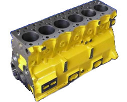 4ba1 Cylinder Head 4ba1 Engine Cylinder Head pictures & photos