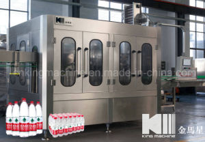 Bottled Water Production Equipment Washing Filling Capping Machine with Factory Price pictures & photos