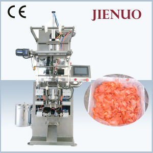 High Speed Vertical Sushi Ginger Food Bag Packing Machine pictures & photos