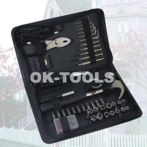 H5082b 74PCS Household Tool Set