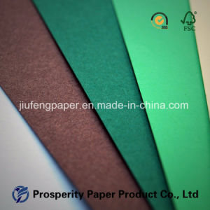 Uncoated Wood Pulp Packaging Printing Speciality Color Paper pictures & photos