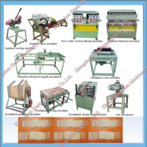 Automatic Bamboo Toothpick Making Machine From China Supplier pictures & photos