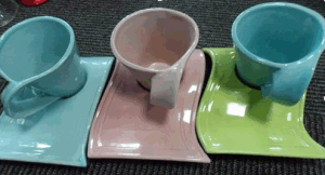 Ceramic Coffee Cup and Saucer Set pictures & photos