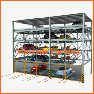 High Quality Mechanical Steel Structure Parking Equip pictures & photos